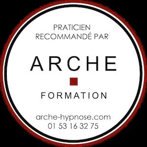 Praticien recommandé par ARCHE Hypnose Formation